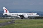 yamatoさんが、静岡空港で撮影した中国東方航空 A320-214の航空フォト(写真)