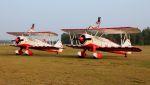 C.Hiranoさんが、ベーフェルロ空軍基地で撮影したアエロ・スーパー・バティックス PT-17 Kaydetの航空フォト(写真)