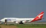 VIPERさんが、羽田空港で撮影したカンタス航空 747-438/ERの航空フォト(写真)