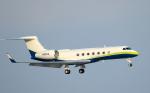 kix1411kさんが、羽田空港で撮影したウェルズ・ファーゴ・バンク・ノースウェスト G500/G550 (G-V)の航空フォト(写真)