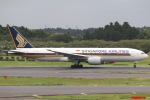 テクノジャンボさんが、成田国際空港で撮影したシンガポール航空 777-212/ERの航空フォト(写真)