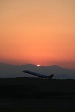 福島空港 - Fukushima Airport [FKS/RJSF]で撮影されたアイベックスエアラインズ - IBEX Airlines [FW/IBX]の航空機写真