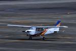takamaruさんが、名古屋飛行場で撮影したトライスター航空 172M Skyhawkの航空フォト(写真)