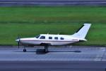takamaruさんが、名古屋飛行場で撮影した日本個人所有 PA-46-310P Malibuの航空フォト(写真)