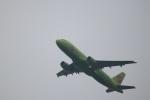 つっさんさんが、関西国際空港で撮影したS7航空 A320-214の航空フォト(写真)