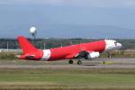 ATOMさんが、新千歳空港で撮影したエアアジア・フィリピン A320-232の航空フォト(写真)