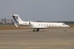 北の熊さんが、新千歳空港で撮影したビジネス・エイビエーション・サービス G-V-SP Gulfstream G550 Eitamの航空フォト(飛行機 写真・画像)