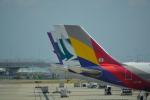 toyoquitoさんが、関西国際空港で撮影したアシアナ航空 A330-323Xの航空フォト(写真)