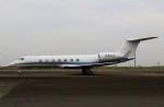 スポット110さんが、羽田空港で撮影したeBay Inc G-V-SP Gulfstream G550の航空フォト(写真)