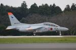宮崎 育男さんが、茨城空港で撮影した航空自衛隊 T-4の航空フォト(写真)
