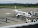 cTrさんが、青森空港で撮影した日本航空 737-846の航空フォト(写真)
