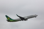 meijeanさんが、成田国際空港で撮影した春秋航空日本 737-81Dの航空フォト(写真)