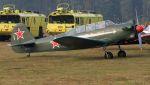 C.Hiranoさんが、ベーフェルロ空軍基地で撮影したPrivate Owner Yak-18の航空フォト(写真)