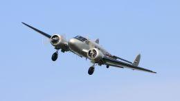 cathay451さんが、ベーフェルロ空軍基地で撮影したNetherlands - Air Force Historical Flight D18Sの航空フォト(飛行機 写真・画像)