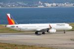 セブンさんが、関西国際空港で撮影したフィリピン航空 A321-231の航空フォト(飛行機 写真・画像)