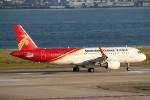 セブンさんが、関西国際空港で撮影した深圳航空 A320-214の航空フォト(飛行機 写真・画像)
