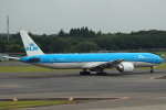 セブンさんが、成田国際空港で撮影したKLMオランダ航空 777-306/ERの航空フォト(飛行機 写真・画像)
