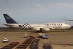セブンさんが、台湾桃園国際空港で撮影したチャイナエアライン 747-409の航空フォト(写真)