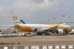 セブンさんが、台湾桃園国際空港で撮影したノックスクート 777-212/ERの航空フォト(飛行機 写真・画像)