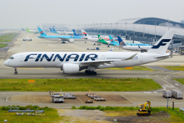 まくろすさんが、関西国際空港で撮影したフィンエアー A350-941の航空フォト(飛行機 写真・画像)