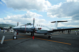 T.Sazenさんが、八尾空港で撮影した陸上自衛隊 LR-2の航空フォト(飛行機 写真・画像)