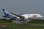 TAK10547さんが、成田国際空港で撮影した全日空 787-8 Dreamlinerの航空フォト(写真)