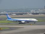 さゆりんごさんが、羽田空港で撮影した全日空 777-281の航空フォト(写真)