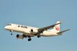 raiden0822さんが、伊丹空港で撮影したジェイ・エア ERJ-190-100(ERJ-190STD)の航空フォト(写真)