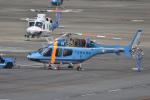 Joshuaさんが、名古屋飛行場で撮影した長崎県警察 429 GlobalRangerの航空フォト(写真)