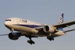 raiden0822さんが、伊丹空港で撮影した全日空 777-281/ERの航空フォト(写真)