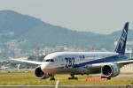 raiden0822さんが、伊丹空港で撮影した全日空 787-8 Dreamlinerの航空フォト(写真)