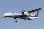 raiden0822さんが、伊丹空港で撮影したANAウイングス DHC-8-402Q Dash 8の航空フォト(写真)