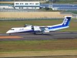 いおんさんが、仙台空港で撮影したANAウイングス DHC-8-402Q Dash 8の航空フォト(写真)
