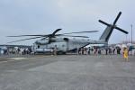 はるかのパパさんが、横田基地で撮影したアメリカ海兵隊 CH-53Eの航空フォト(写真)