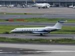 SK51Aさんが、羽田空港で撮影したディーア・アンド・カンパニー G-V Gulfstream Vの航空フォト(写真)