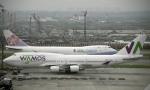 planetさんが、スワンナプーム国際空港で撮影したワモス・エア 747-419の航空フォト(写真)