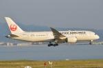 amagoさんが、関西国際空港で撮影した日本航空 787-8 Dreamlinerの航空フォト(写真)