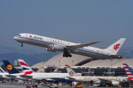 LAX Spotterさんが、ロサンゼルス国際空港で撮影した中国国際航空 787-9の航空フォト(写真)