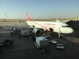 クィーンアリア国際空港 - Queen Alia International Airport [AMM/OJAI]で撮影されたクィーンアリア国際空港 - Queen Alia International Airport [AMM/OJAI]の航空機写真