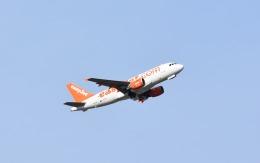 航空フォト:G-EZAN イージージェット A319