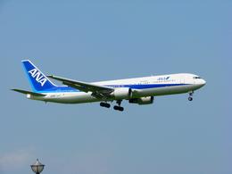 SGR RTさんが、成田国際空港で撮影した全日空 767-381/ERの航空フォト(飛行機 写真・画像)