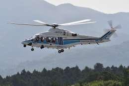canaanさんが、佐渡空港で撮影した海上保安庁 AW139の航空フォト(飛行機 写真・画像)