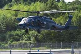canaanさんが、佐渡空港で撮影した航空自衛隊 UH-60Jの航空フォト(飛行機 写真・画像)