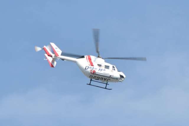 canaanさんが、仙台駐屯地で撮影した東北エアサービス BK117B-2の航空フォト(飛行機 写真・画像)