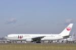 senyoさんが、成田国際空港で撮影した日本航空 767-346の航空フォト(写真)