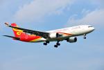 mojioさんが、成田国際空港で撮影した香港航空 A330-223の航空フォト(飛行機 写真・画像)