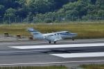 ヒロジーさんが、広島空港で撮影したホンダ・エアクラフト・カンパニー HA-420の航空フォト(写真)