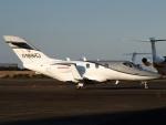 51ANさんが、羽田空港で撮影したホンダ・エアクラフト・カンパニー HA-420の航空フォト(写真)