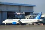 羽田空港 - Tokyo International Airport [HND/RJTT]で撮影されたボンバルディア - Bombardierの航空機写真
