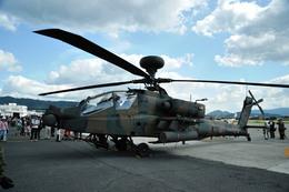 T.Sazenさんが、八尾空港で撮影した陸上自衛隊 AH-64Dの航空フォト(写真)